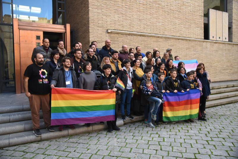 Ley LGTB Aragón