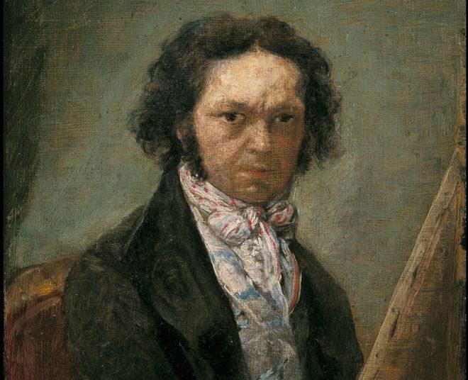 Goya homosexualidad