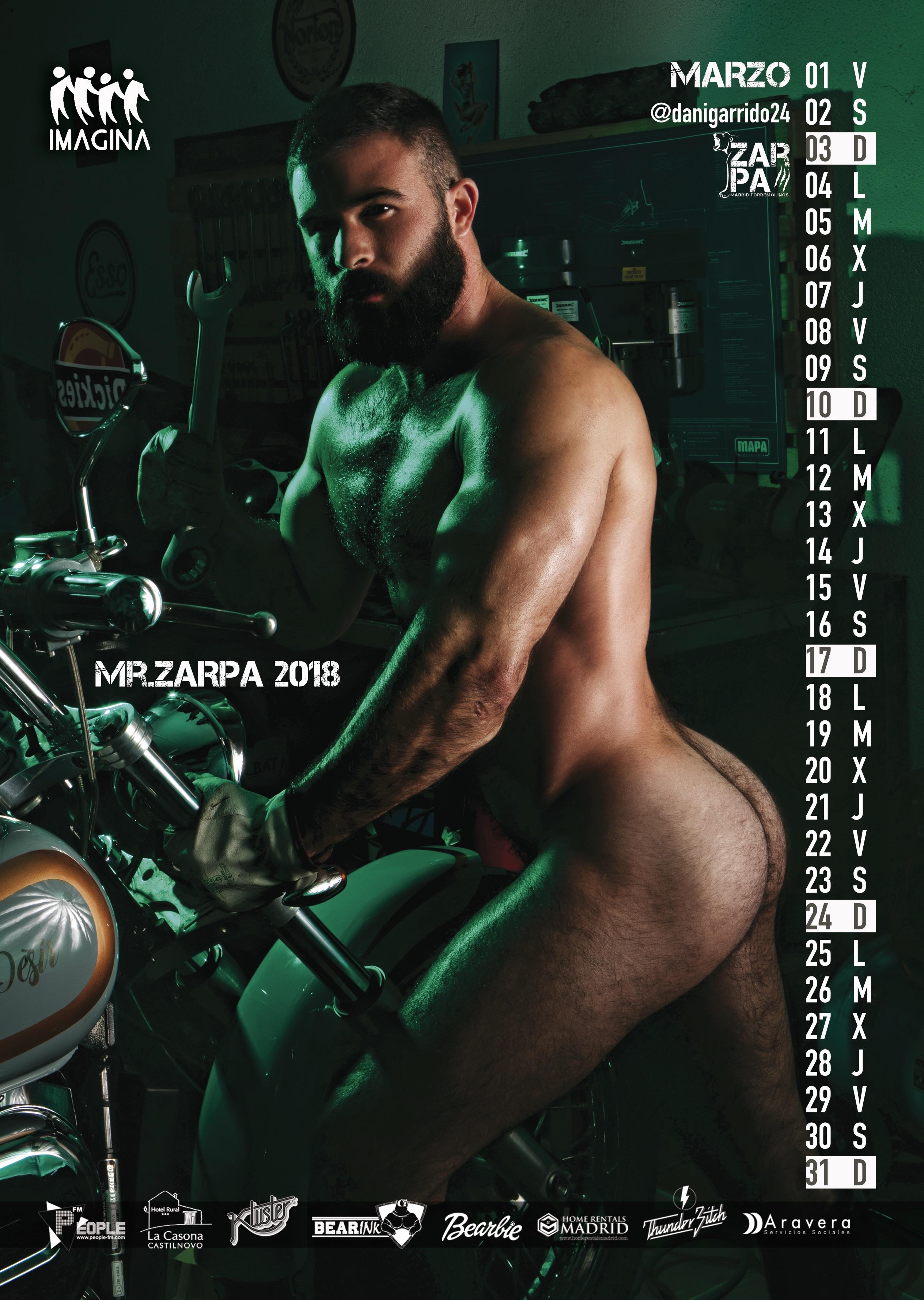 calendario zarpa Madrid