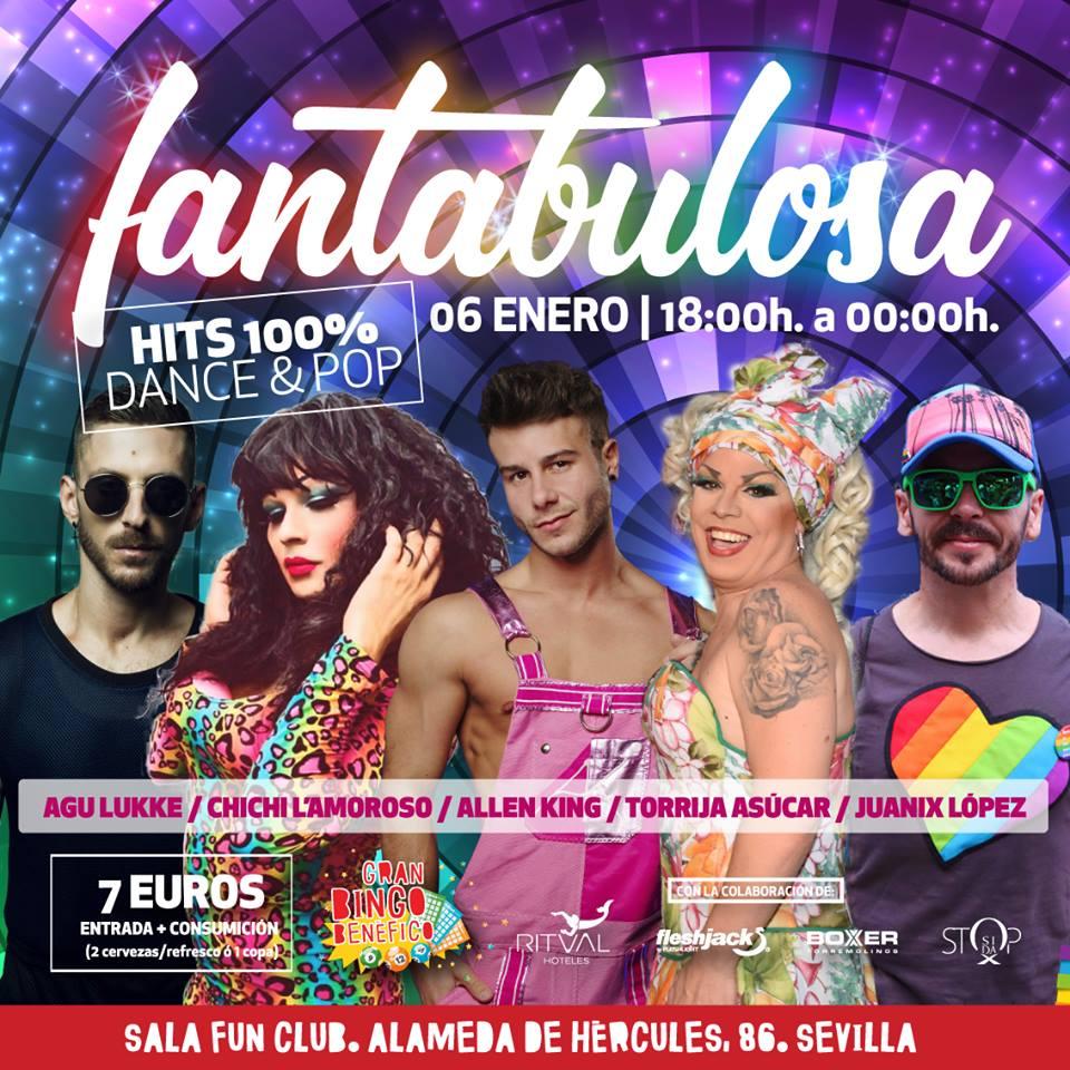 Fiesta LGTB Sevilla