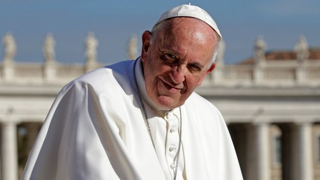 FELGTB exige al Papa Francisco que rectifique sus declaraciones LGTBIfóbicas