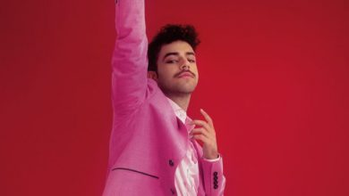 Photo of Agoney portada de la revista de invierno de Togayther