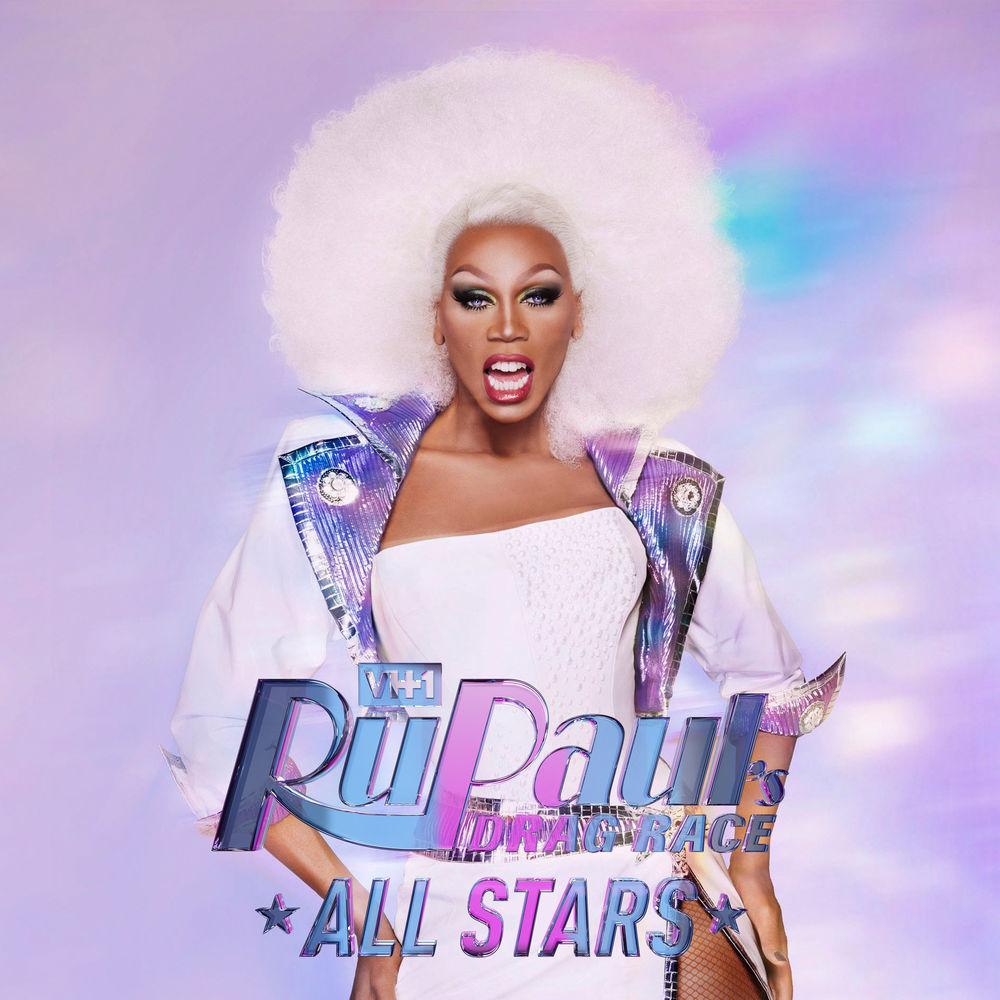 RuPaul en la promo de All Stars 4