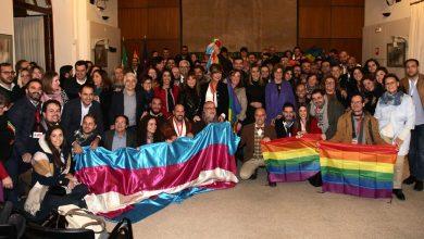 Photo of 28 de diciembre. Primer aniversario de la Ley LGTBI andaluza