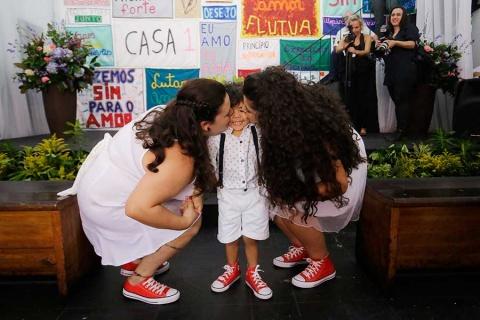 Bolsonaro y el matrimonio LGTB
