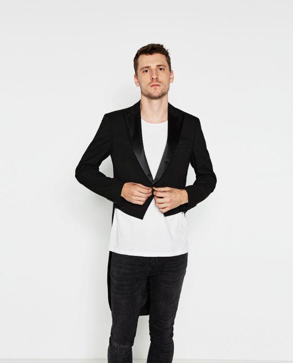 Tendencias en moda masculina