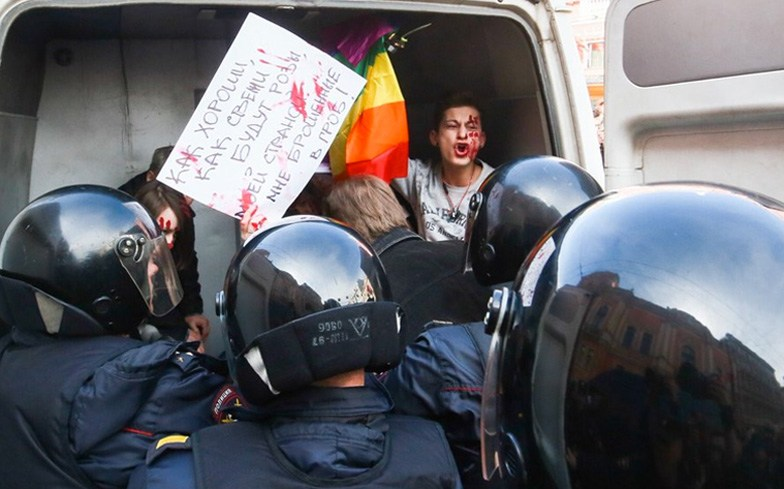Purga LGTB+ en Chechenia