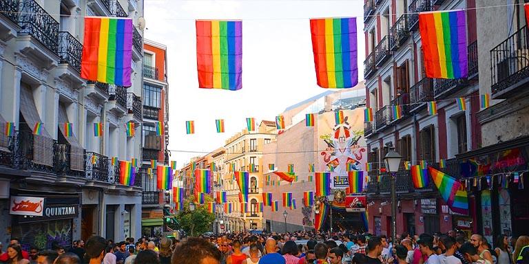Barrios LGTB+ España