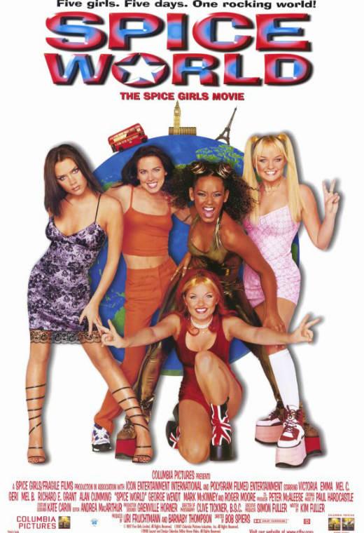 Spice Girls Película