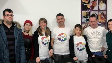 Photo of La Asociación Amare LGTBI cumple un año de su constitución