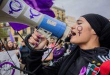 manifestaciones feministas y LGTBI