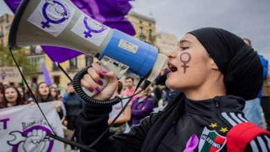 Photo of Éxito rotundo de las manifestaciones feministas y LGTB+