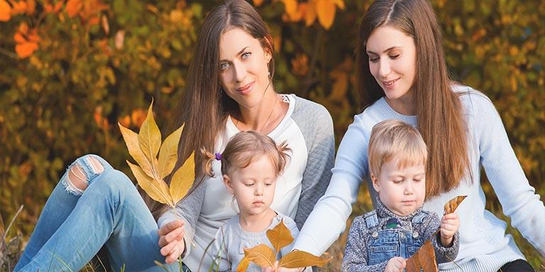 Madres lesbianas en el certificado de nacimiento Irlanda