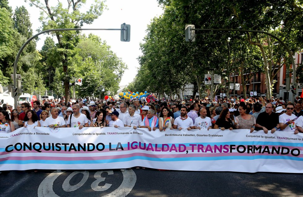 Orgullo LGTB+ Madrid