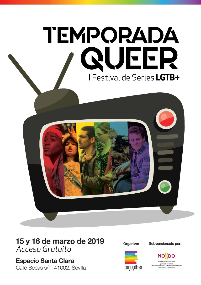 Festival de series LGTB TEMPORADA QUEER
