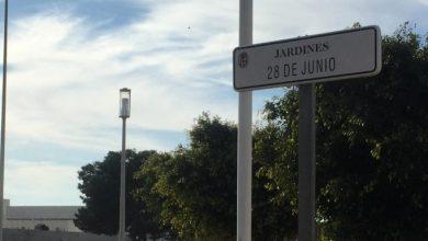 Photo of Denuncian el estado lamentable de los Jardines 28 de junio de Almería