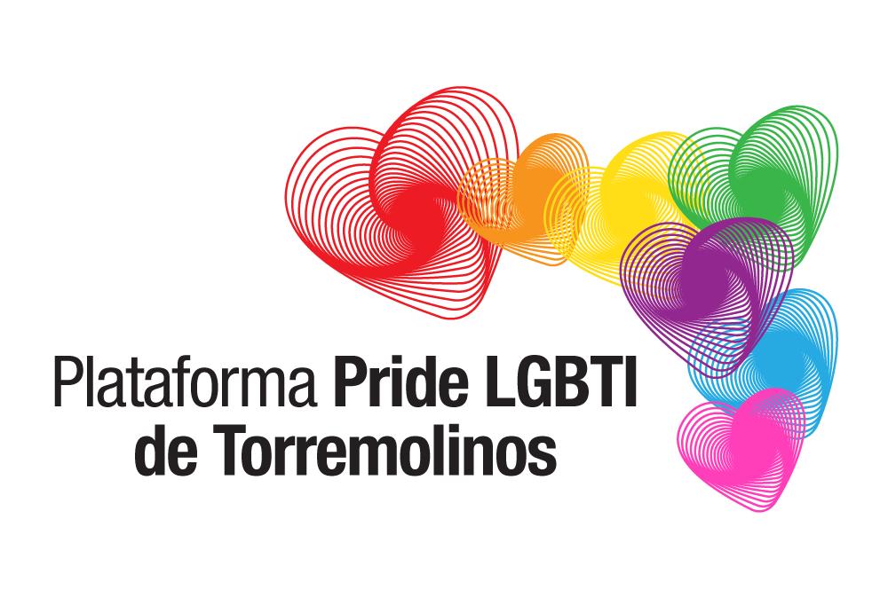 Logotipo Plataforma Pride LGBTI Torremolinos