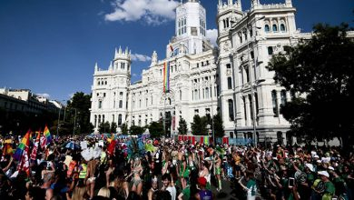 Photo of El Orgullo LGTB+ de Madrid NO debe ser una Fiesta de Interés Turístico