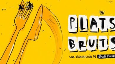 Photo of Ignasi Monreal presenta «Plats Bruts» en la Fresh Gallery
