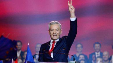 Photo of Robert Biedron, primer político homosexual que lidera un nuevo partido en Polonia