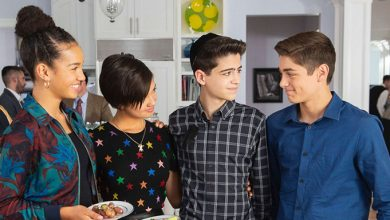 Andi Mack Disney gay