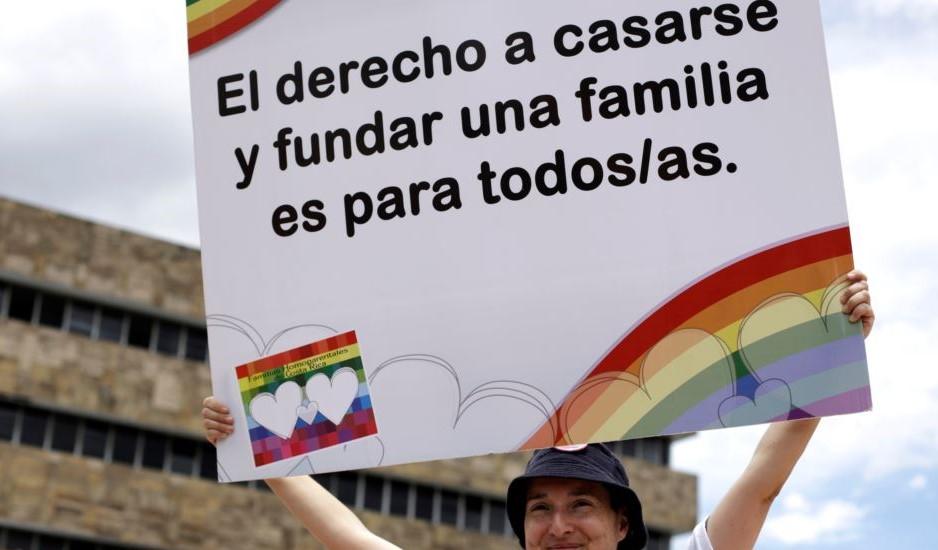 matrimonio gay Costa Rica