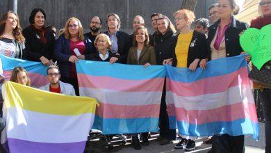 Photo of Madrid inaugura la Plazuela de la Memoria Trans en honor a las víctimas trans