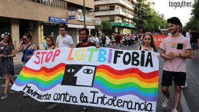 Orgullos LGTBI de Andalucía 2019