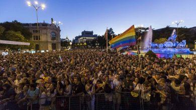 Photo of El Orgullo LGTBI de Madrid se aplaza hasta que las condiciones sanitarias y de seguridad sean las adecuadas
