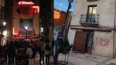 """Photo of Homofobia en Badajoz: Increpan a un activista LGTBI al grito de """"Viva España"""""""