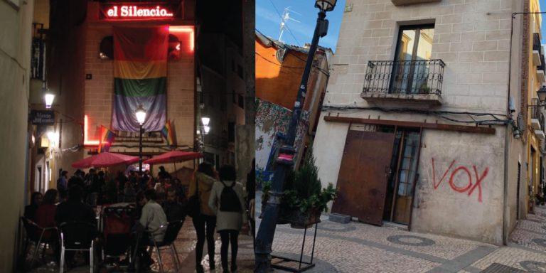 Homofobia Badajoz