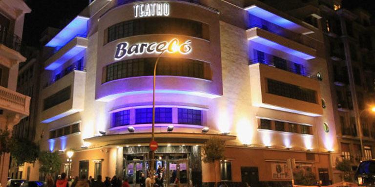 Teatro Barceló Madrid