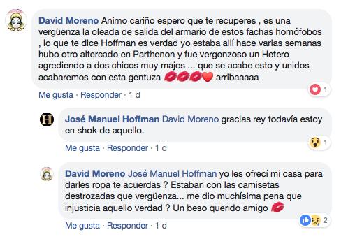 Agresion Homofoba Torremolinos