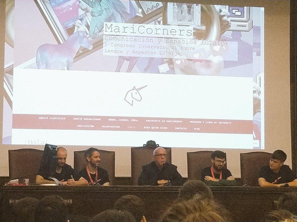 I Congreso Internacional sobre Comunicación y Espacios LGTBIQ+