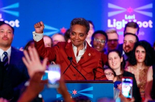 Lori Lightfoot alcaldesa lesbiana chicago
