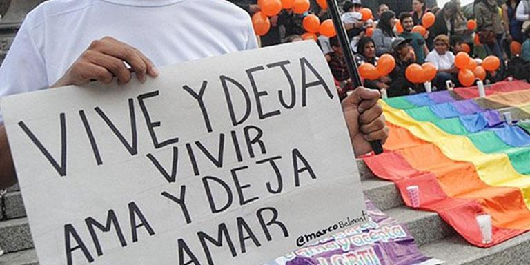 Agresión homófoba en México