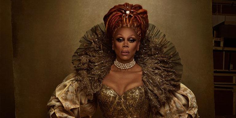 Sesión Fotos RuPaul para Vogue
