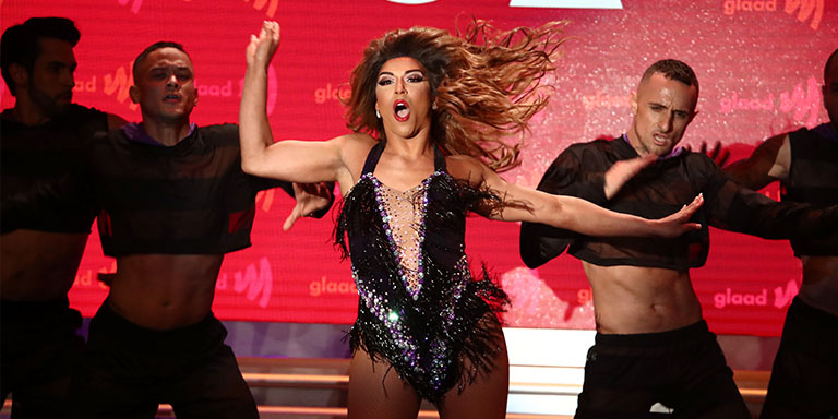 Shangela Performance