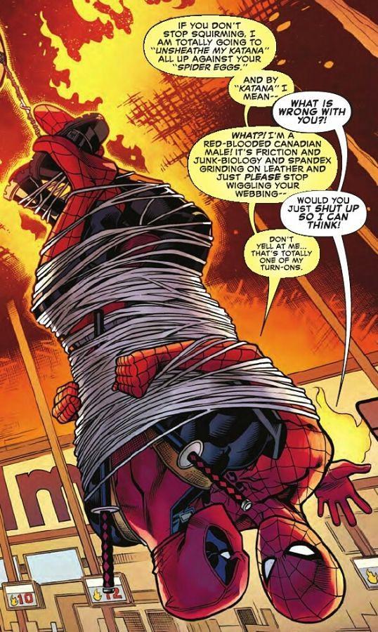 spider-man venom gays