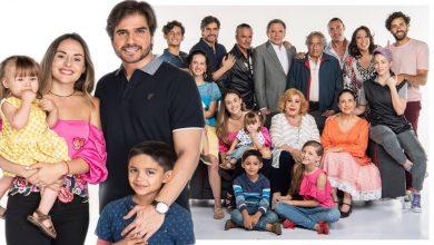 'Mi marido tiene más familia'