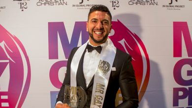 Photo of Jesús Raga Guillem es el nuevo Mr. Gay Pride Murcia 2019