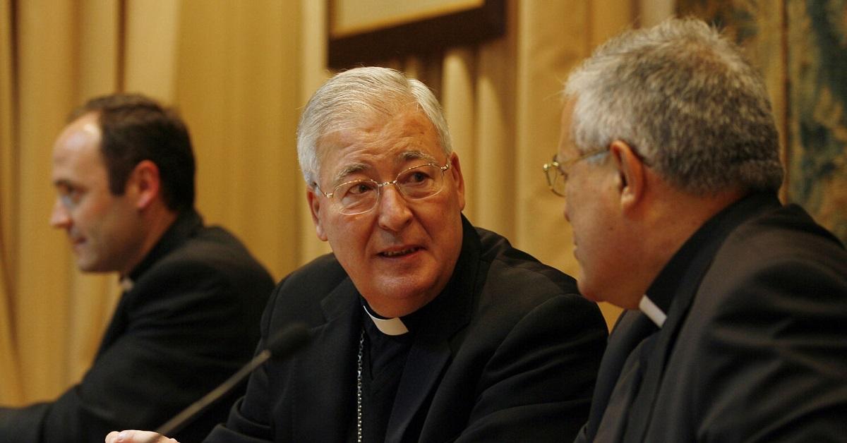 Terapias de conversión sexual Obispo Alcalá