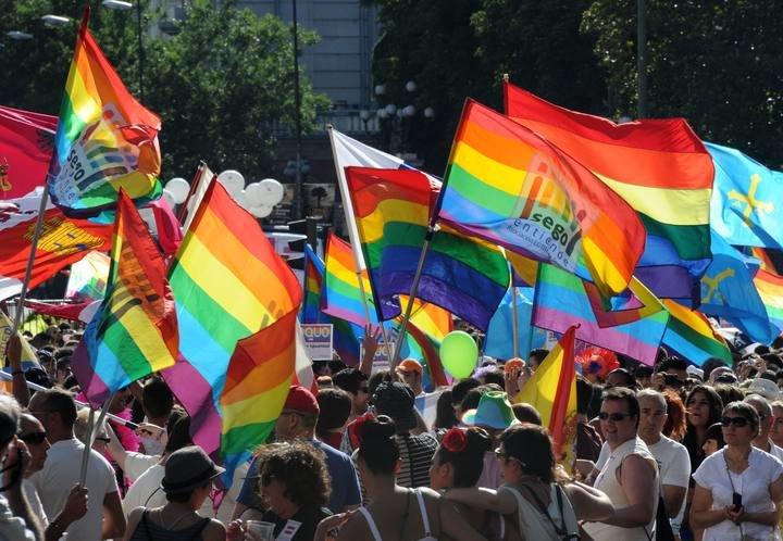 Orgullo LGTB+ España
