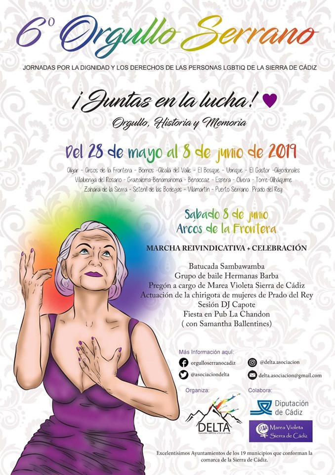 Orgullo Serrano Cádiz