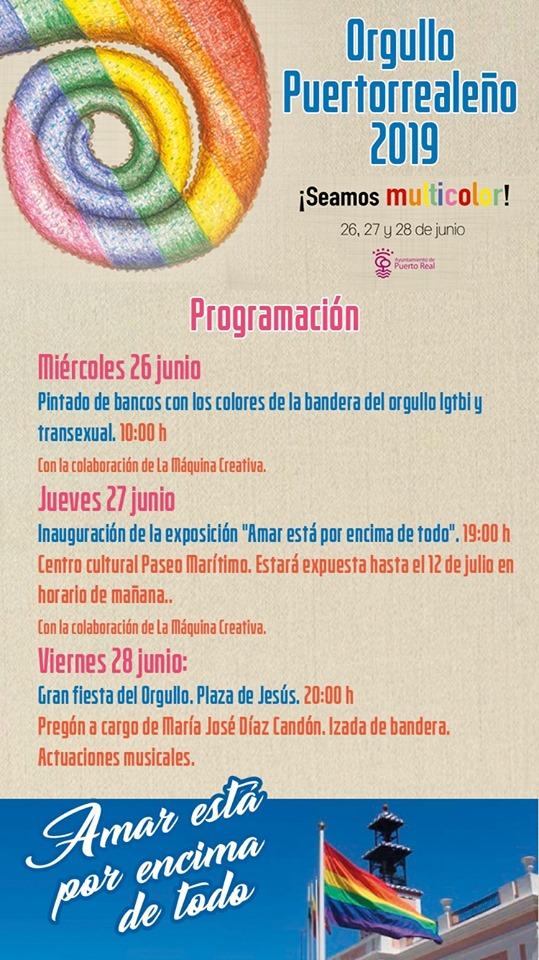 Orgullo Puertorrealeño 2019