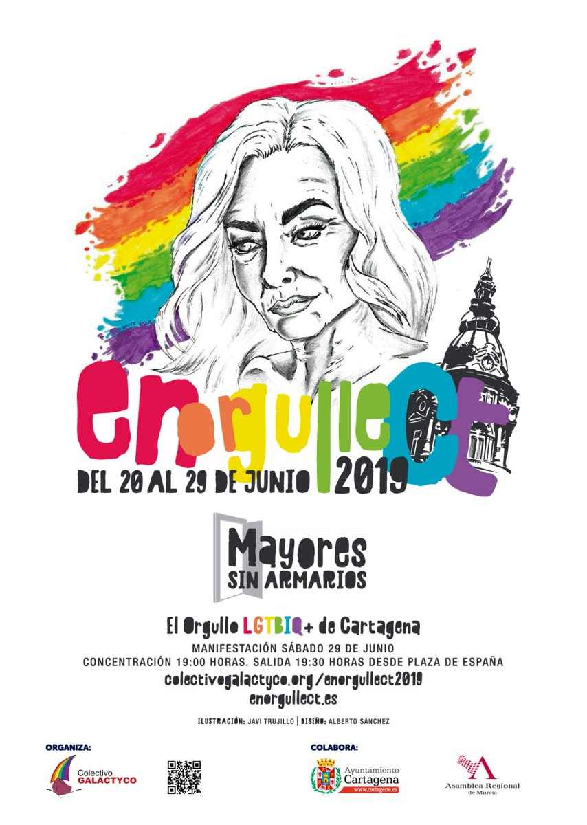 Enorgullect Cartagena 2019