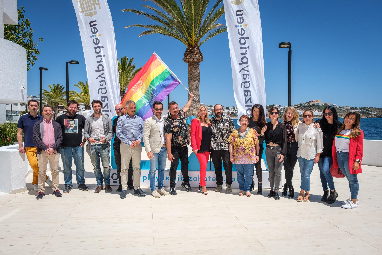 Ibiza Gay Pride 2019 presentación