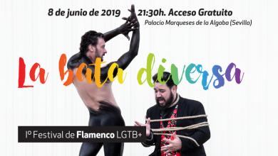 Photo of 'Voz y Cuerpo' inaugurará la primera edición de la 'La Bata Diversa', Festival de Flamenco LGTB+, que se celebra en Andalucía