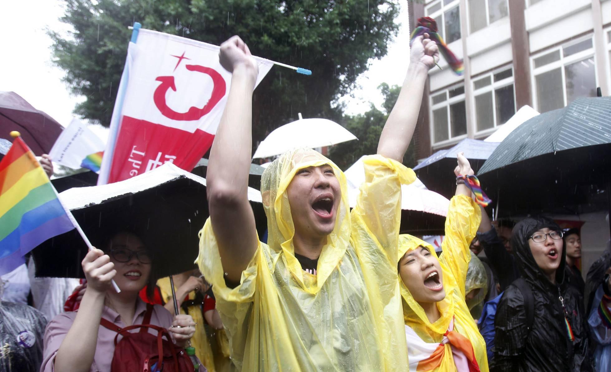 Matrimonio Homosexual Taiwan_1