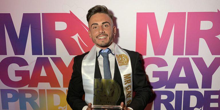 Mr. Gay Pride Málaga 2019